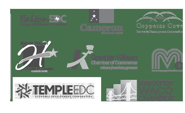 Grand Central Texas member logos